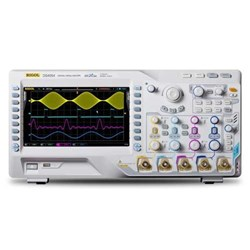 rigol ds4024  200mhz dig oscilloscope 4 channel